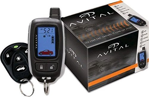 Avital 5303L car security alarm