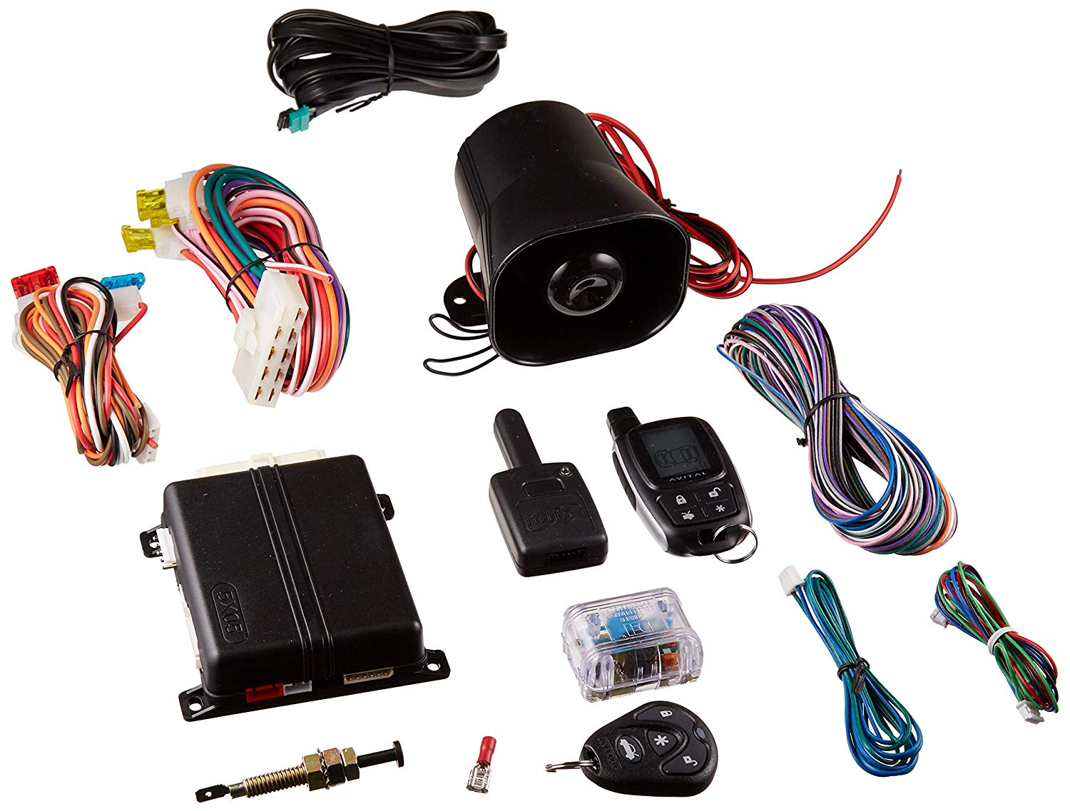 Avital 5305L 2-way car alarm system