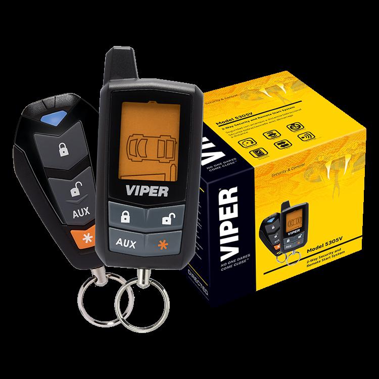 Viper 5305VR car alarm system